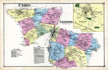 Union, Clinton, Lebanon, Hunterdon County 1873